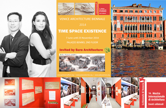 Time Space Existence Exhibition 2014 Venice Biennale