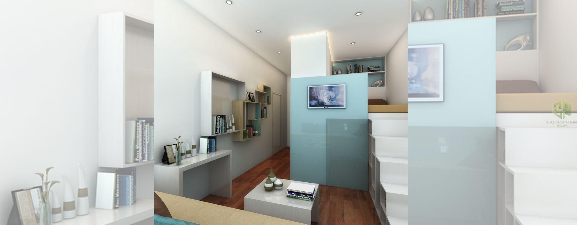 Smart 25sqm Apartment